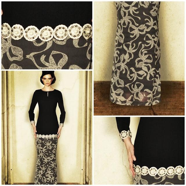 baju kurung by Jovian Mandagie