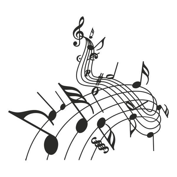 Resultado De Imagen Para Nota Musical Sin Fondo Blanco Imagenes De Notas Musicales Laminas Para Decoupage Notas Musicales