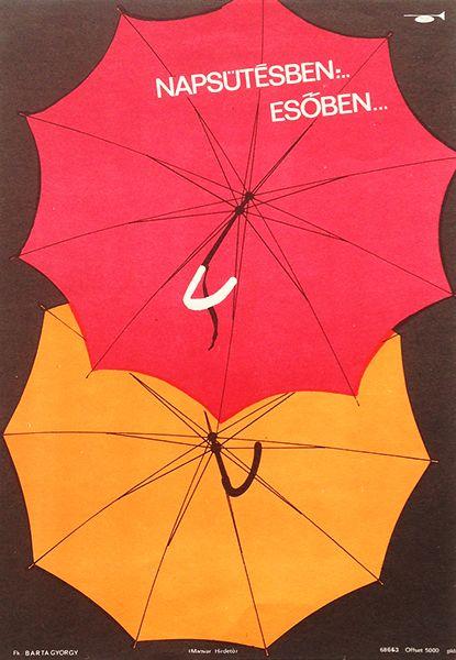 In sunshine - in rain... (1968 - cca. 17 x 24 cm)