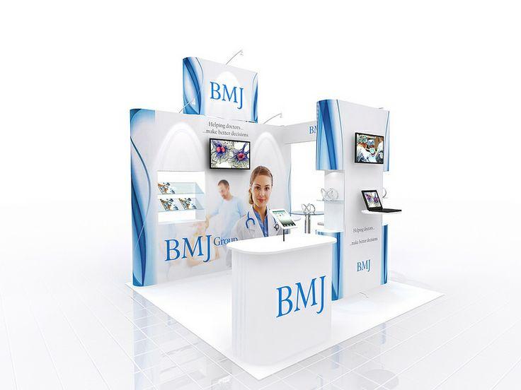 Custom Build Exhibition Stand Design