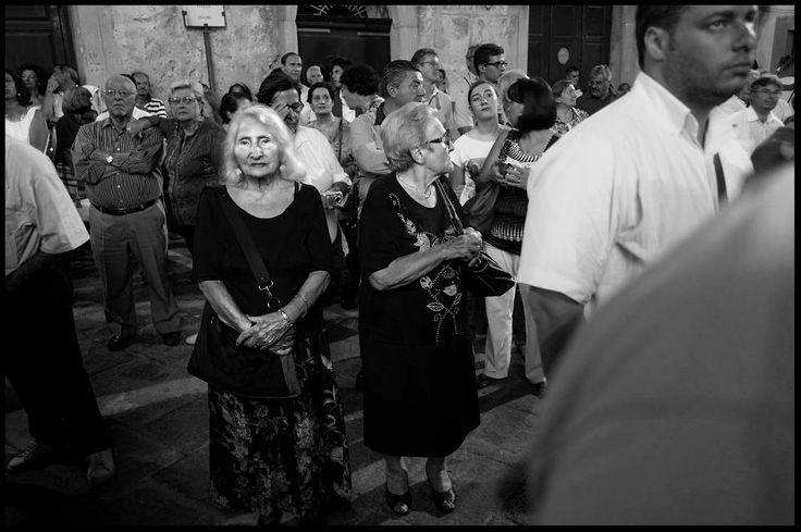 Novara di sicilia Sicily - Sicilia - Sicile /  fête du 15 aout /  www.laurent-scavone-photos.com