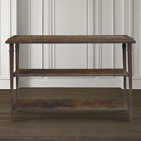 Bassett Toluca TV Console Discount Furniture At Hickory Park Galleries