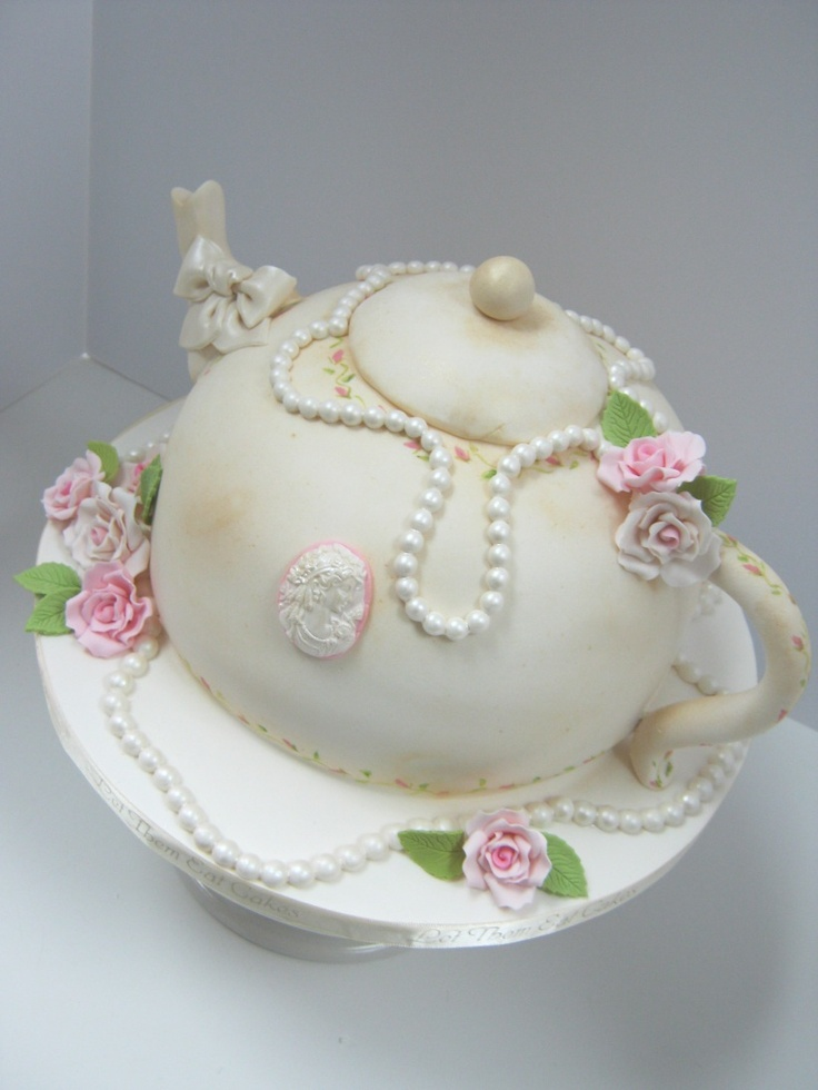Teapot Cake Ideas