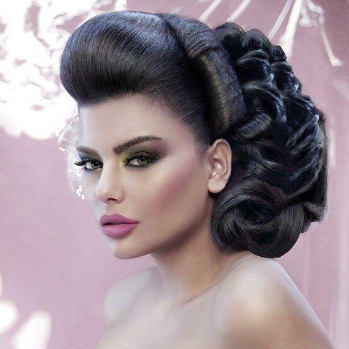 Maquillage libanais oriental pour un mariage , Photo 10