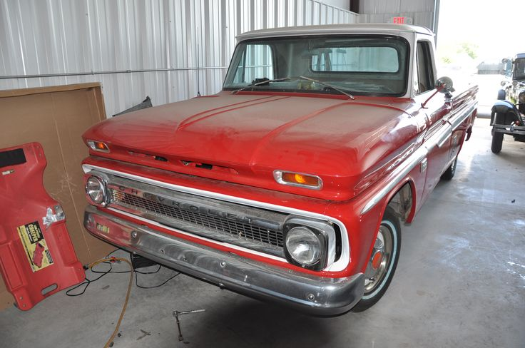 Motor'n   1966 Chevy C10 1/2 Ton Long Bed Pickup for sale at motorn.com