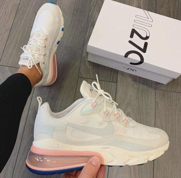 Nike Air Max 270 React gym shoes
