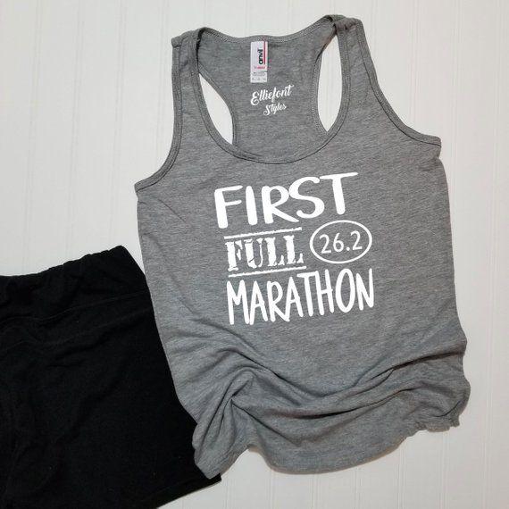 Gift For First Marathon 26.2 Marathoner Retro Runner Sweatshirt