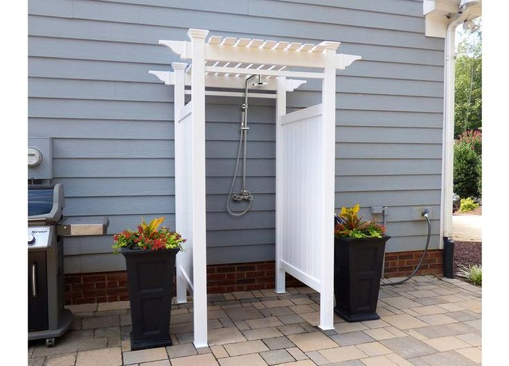 outdoor shower kit best 25 outdoor shower kits ideas on pool 28716