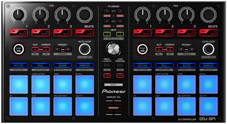 Review: Pioneer DDJ-SP1 Sub Controller for Serato DJ (Video)
