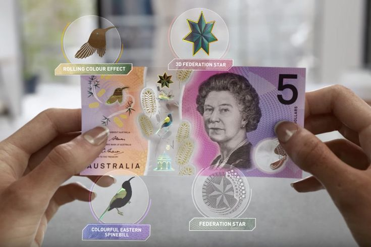 Australia has just introduced a snazzy new $5 bill that it hopes has enough new…