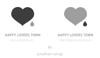 lovers town grphics and artsy object found with love in love jonathan calugi