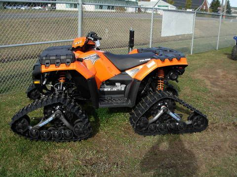 four wheelerS | Re: Four wheeler for ice fishing