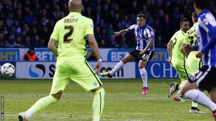 Sheffield Wednesday 2-0 Hove Albion