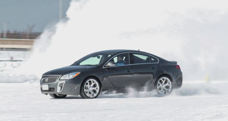 2015 Buick Regal GS AWD