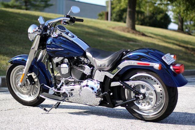 Gnarly Harleys – Harley Davidson