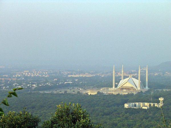 Interesting Facts About Pakistan: Islamabad Skyline