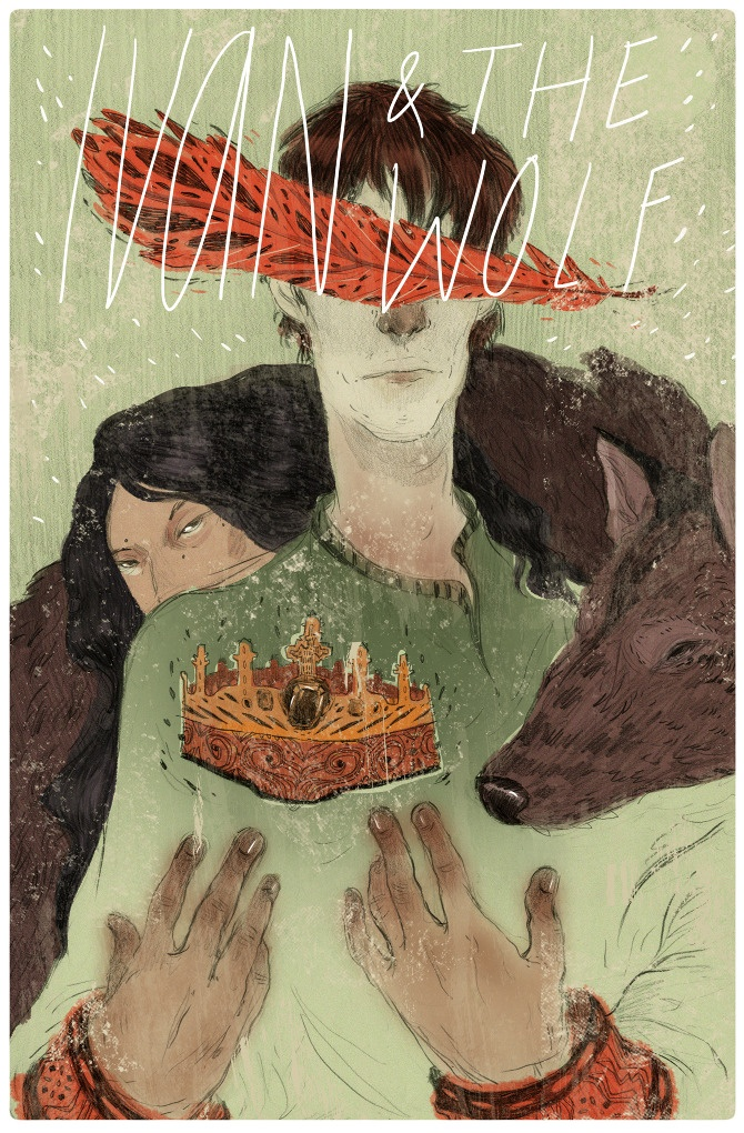 Ivan and the Wolf - Natalie Andrewson