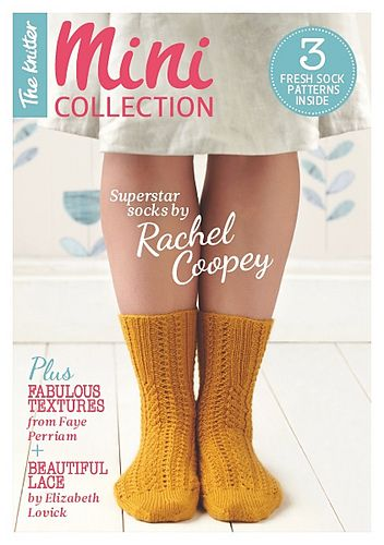 Ravelry: The Knitter, Issue 70, Mini Collection