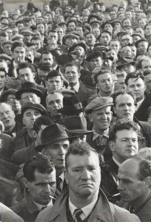 Grève des dockers, Liverpool, 1954