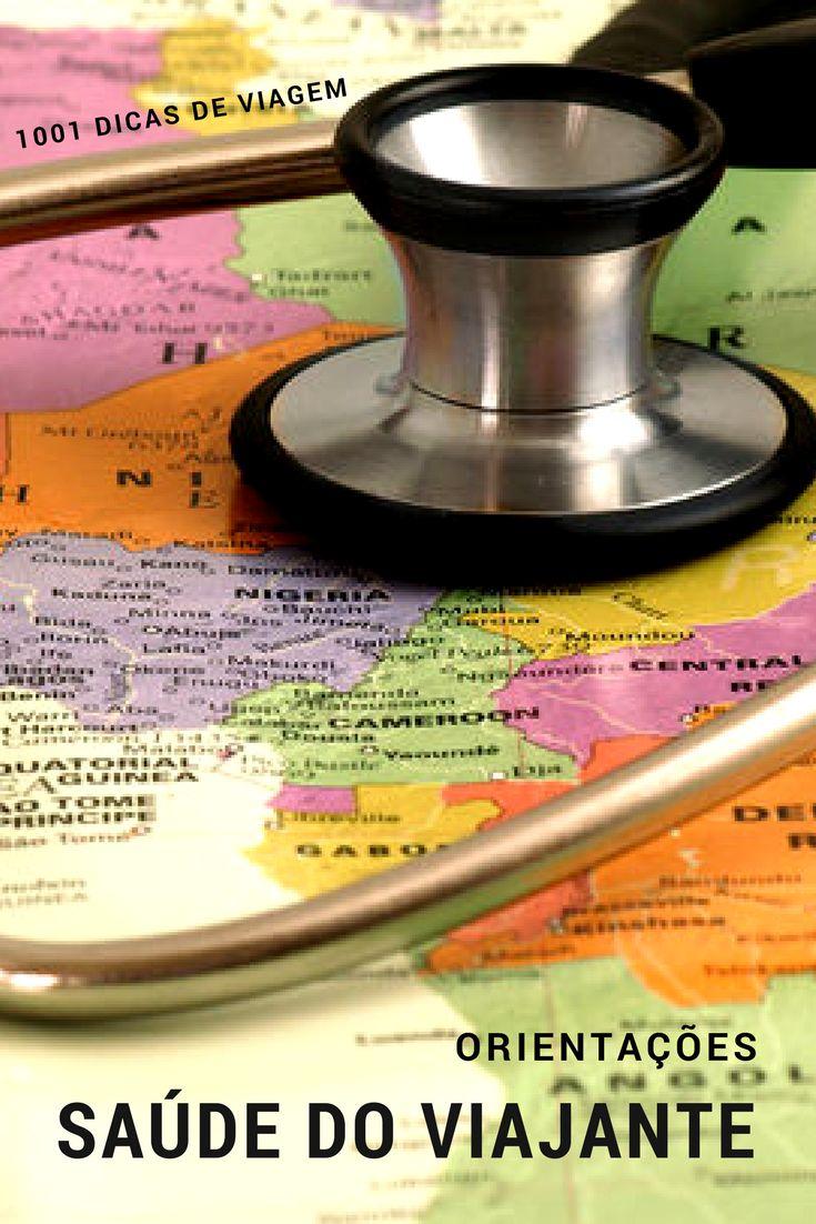 Saúde do Viajante: dicas e orientações para quem está planejando uma viagem para o exterior | 1001 Dicas de Viagem