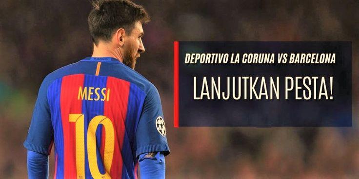 Prediksi Deportivo La Coruna vs Barcelona 12 Maret 2017