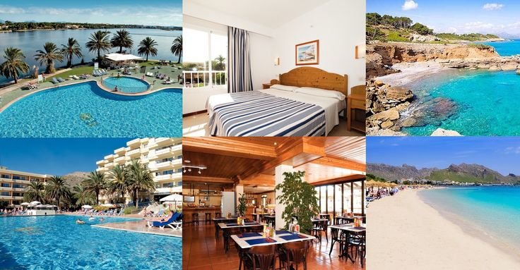 Best Deal Bellevue Club 3* Alcudia, Majorca, Spain Departing from Stansted 4 Nights Situated ...