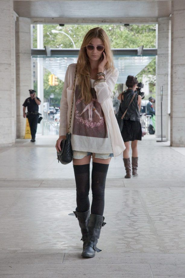 1000 ideas about thigh high socks outfit on pinterest