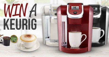 Win a Keurig K475 Coffee Brewer