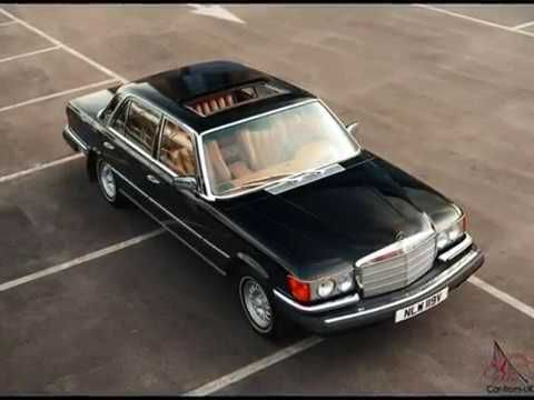 Mercedes Benz W116 450SEL 6.9