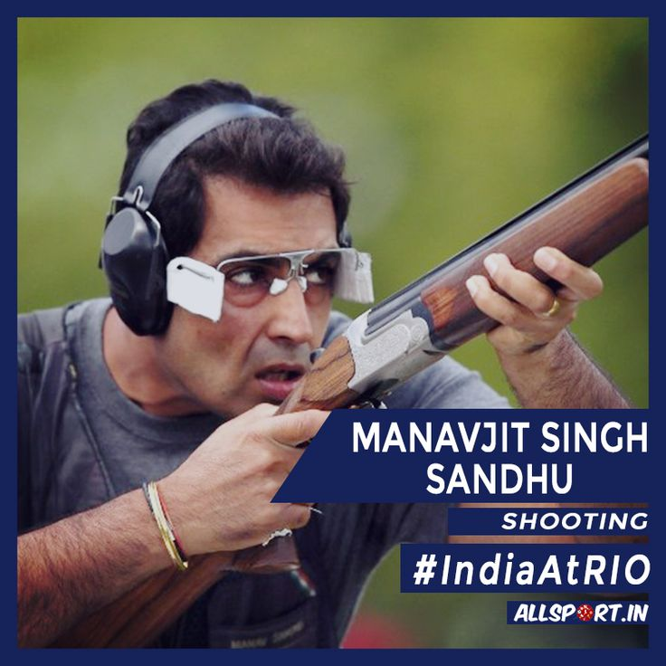 He was World Number 1 in trap shooting and has represented India in three previous Olympic events.  Let us know if you think he'll win a medal by joining the medal prediction contest here: http://allsport.in/rioolympics2016/#rio-contest