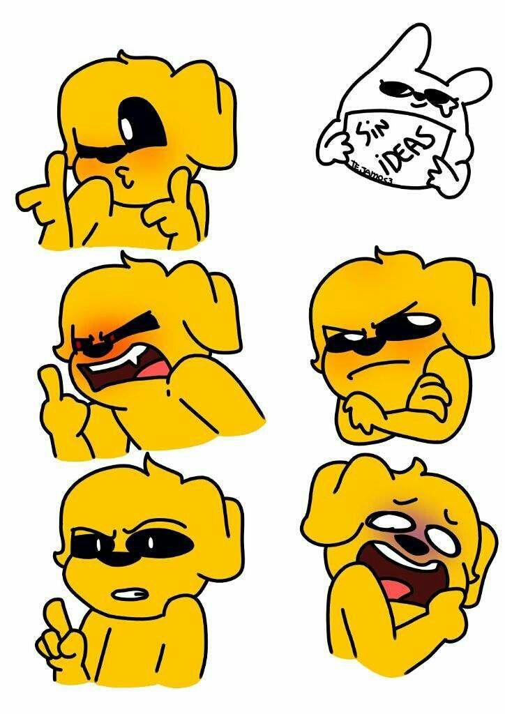 El Dolor Oculto Mikellino Resubiendo Emojis Dibujos
