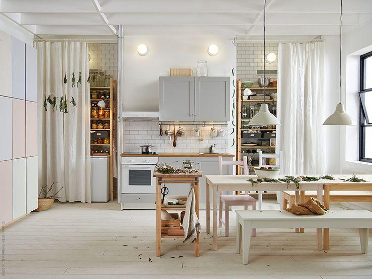 104 best Køkken images on Pinterest   Ikea kitchen, Kitchen dining ...