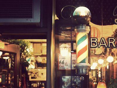 Il palo del barbiere