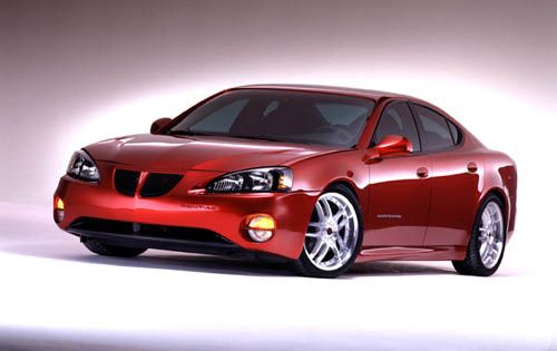 2004 pontiac gran prix gt spunky car no problems through out the 4 year lease great cars. Black Bedroom Furniture Sets. Home Design Ideas