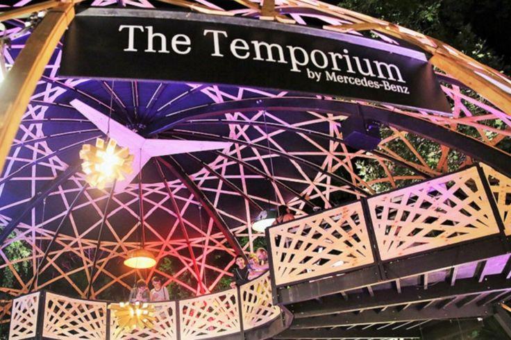 Temporium Dome | MNR Constructions