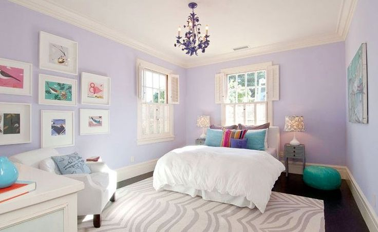 lavender walls and ceilngs | SEE THIS HOUSE: THE GOLDEN VIEW THAT $13 MILLION DOLLARS BUYS IN SAN ...