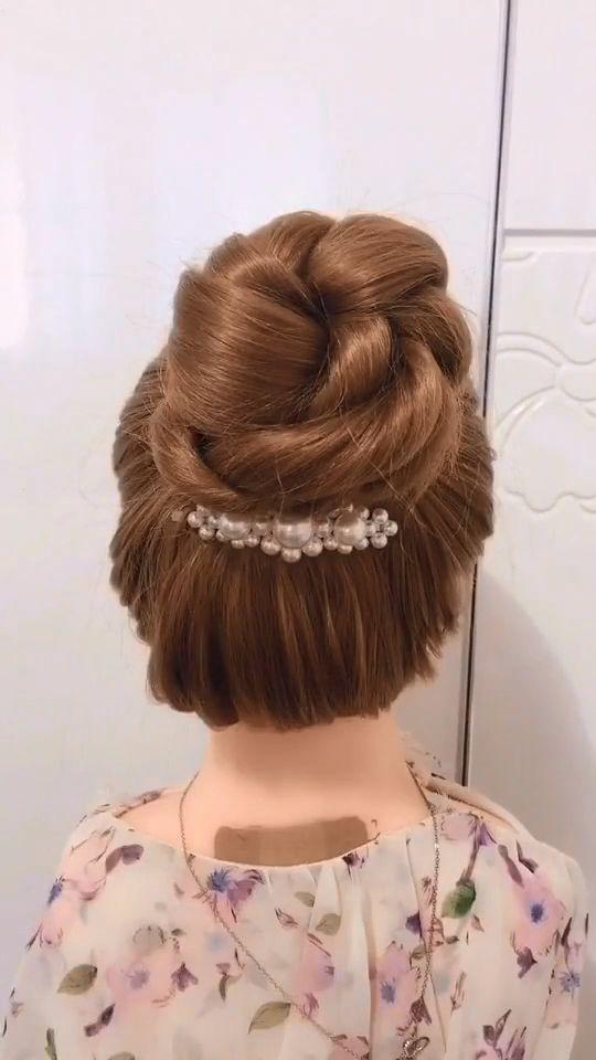Maruko Head Wedding Hair Design Video, 20 Gorgeous Braid Hairstyles for Longer Hair