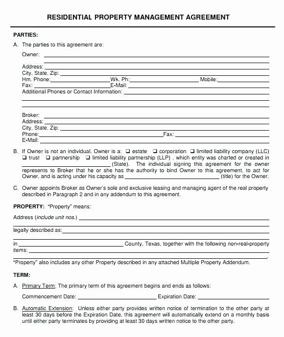 Artist Management Contract Template Beautiful Artist Management Contract Template Free Agreement Property Management Contract Template Management