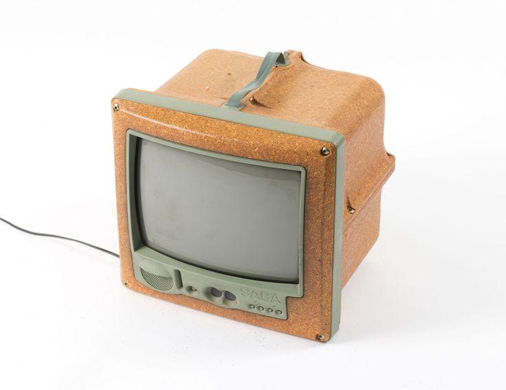Lot 113A318 - Tragbarer Fernseher 'Jim Nature', 1994 Starck, Philip Saba, Frankreich -> Auction 113A - Text: english Version