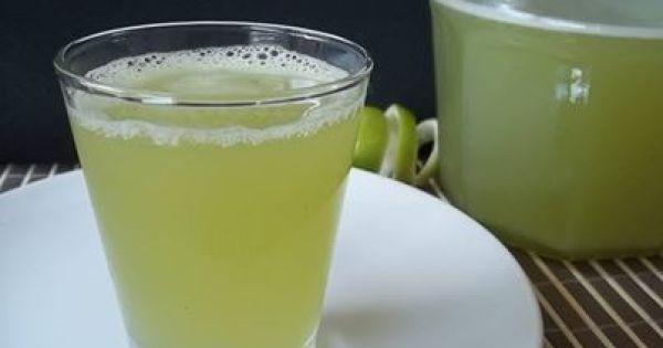 2 limões taiti ou siciliano sem a casca e sementes.  - 6 folhas frescas de capim cidreira ( 1 /2 xícara )  - 1 colher ( sopa ) de gengibre picado  - 1 litro de água  - açúcar a gosto