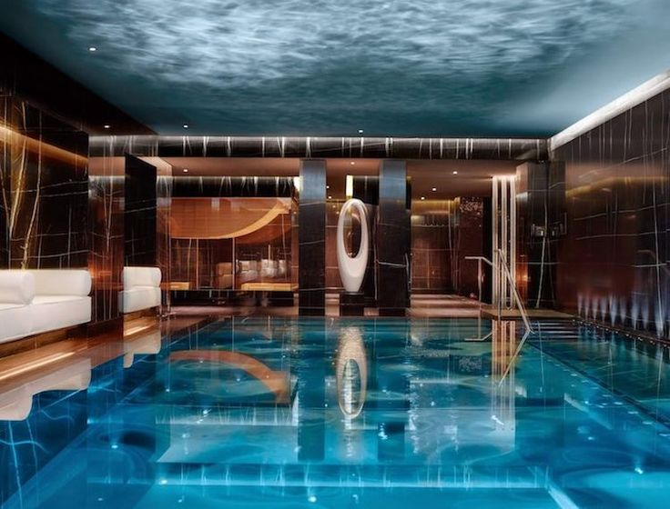 A roundup of the best spa day trips around the world. Each of these offers a little something for everyone in terms of facials, massages, and steam rooms for afternoon-long idylls—but for those who want an entirely new-fangled experience, we've thrown in a cryotherapy session and sweat lodge on both coasts, too. (Also featured: a few of Gwyneth's favorite spots in London.)