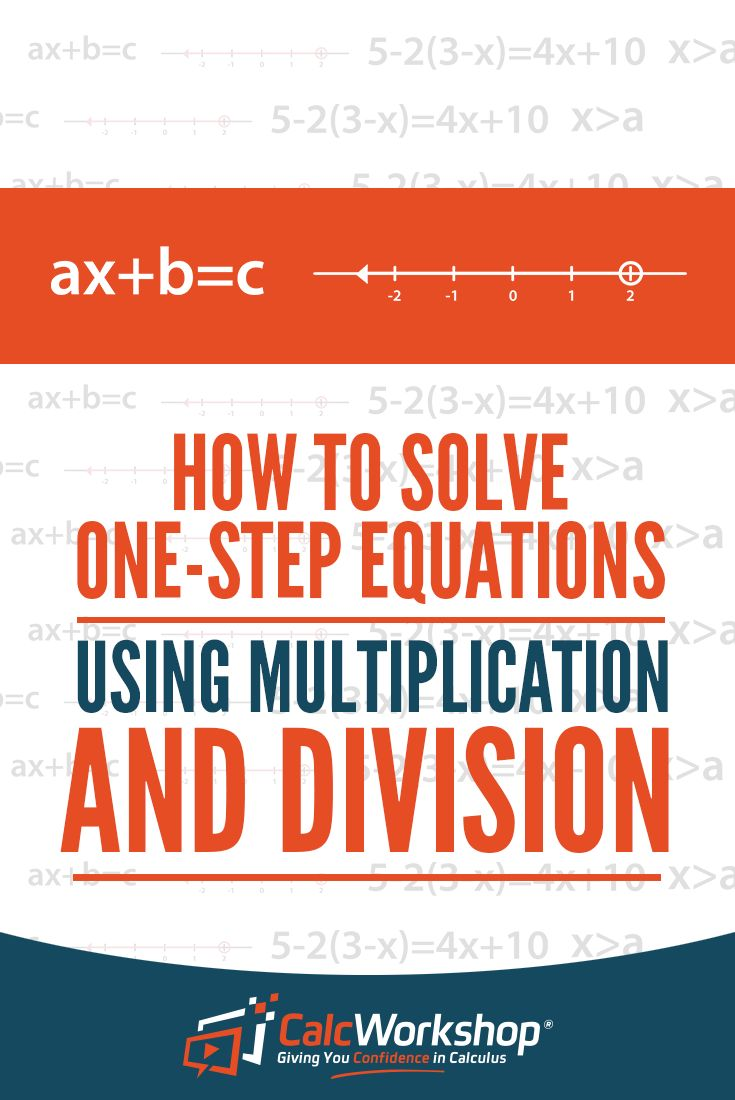 One Step Equations - TERRIFIC algebra lesson covering division and multiplication for rational numbers.  This video provides 21 practice problems and plenty of hands on experience for solving one-step-equations.  Great review if you're new to teaching this topic. Perfect for high school and middle school math courses. Check it out today! #algebra #math