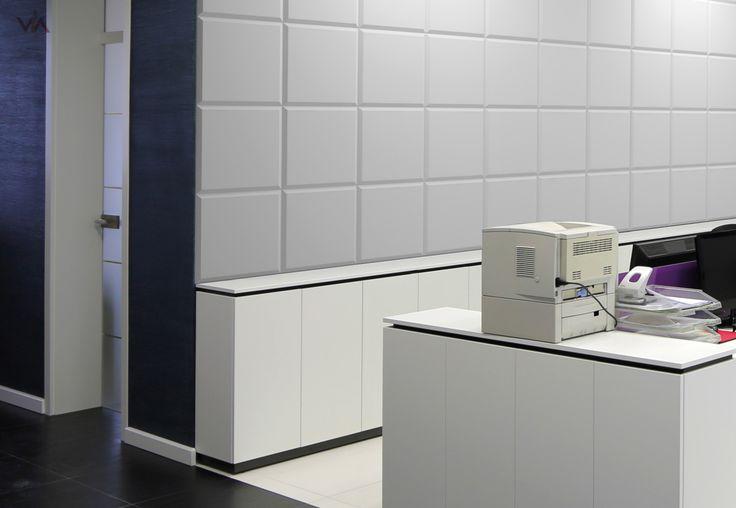 Panele dekoracyjne można wykorzystać jako elementy dekoracyjne całych ścian lub pojedynczych elementów.
