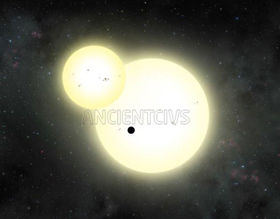 Ancientcivs - Тайны цивилизаций Возможно, мы не одиноки  Буквально на днях астрофизики США и Южной Кореи потрясли учёный мир громким заявлением – найдена новая планета, на которой, возможно есть жизнь  #НАСА #планета #Кеплер #экзопланета #звезда #Юпитер #Kepler_1647b #космос  http://ancientcivs.ru/kepler_1647b