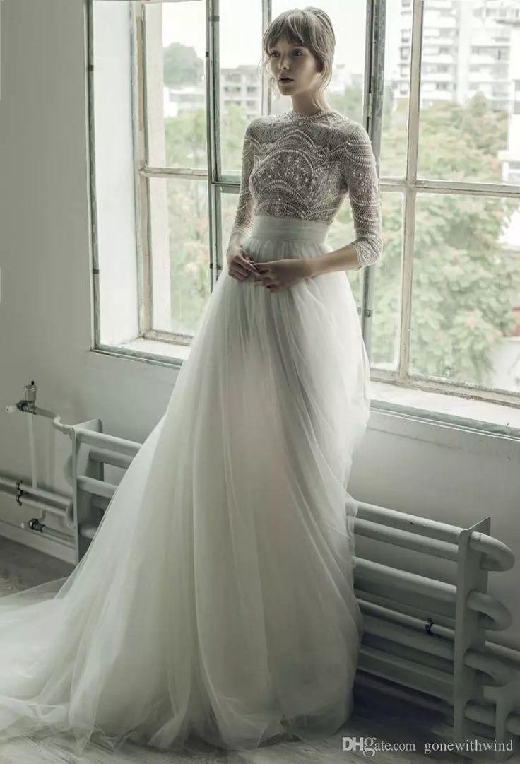 551 best 2017 wedding dresses images on Pinterest Wedding
