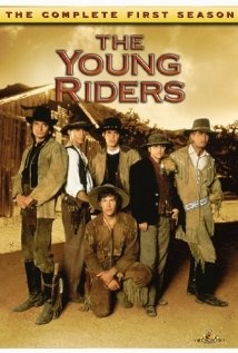 The Young Riders...can't believe this was only on for three seasons! Josh Brolin is sexy :)