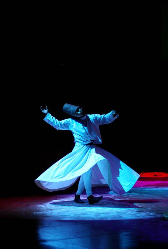 I want to travel to Istanbul to see the Whirling Dervishes. It must be spectacular! I can't wait!