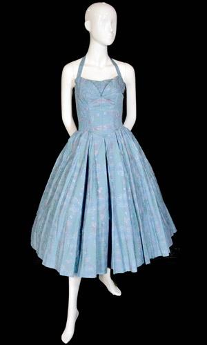 Alfred Shaheen Vintage Dress