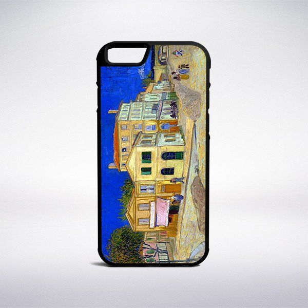 Vincent Van Gogh - The Yellow House Phone Case – Muse Phone Cases