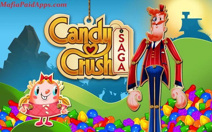 Candy Crush Saga Mega Mod (Unlimited all) Patcher v1.80.1.1 Apk   Candy Crush…